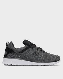 DC Heathrow TX LE Sneakers Black/Grey