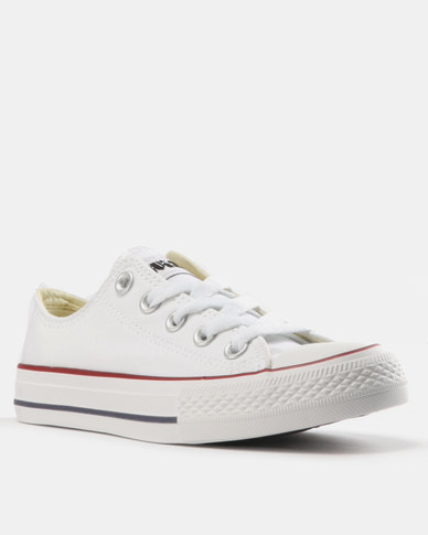 Soviet Y Viper Low Cut Sneakers White