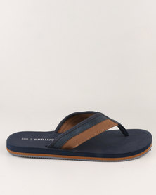 Call It Spring Vilpiano Sandals Navy