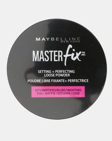 Maybelline Master Fix Setting Powder Translucent