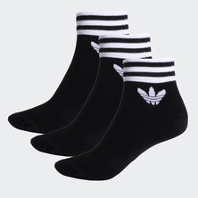 ANKLE SOCKS STRIPES 3PP