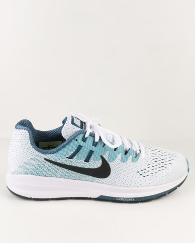 eb0df120a1dc9 Nike Performance Air Zoom Structure 20 Sneaker White