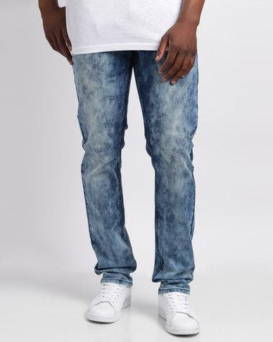 Jonathan D Hurricane Denim Jeans Indigo