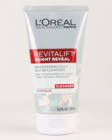 L'Oreal Bright Reveal Cleanser 150ml