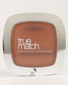 L'Oréal True Match Powder Deep Neutral 9N