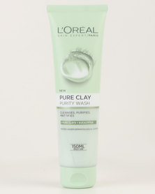 L'Oréal Extraordinary Clay Cream Wash 150ml Purity
