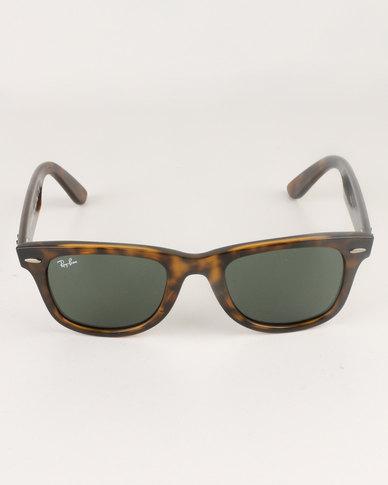 Ray-Ban Havana With Green Lens Tortoiseshell   Zando b5ec6adf9f