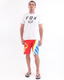 Fox Motion Creo Boardshorts Red
