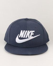 Nike U Nike True Futura Cap Blue