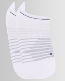 Nike Performance U Lightweight No Show Socks Run Multi