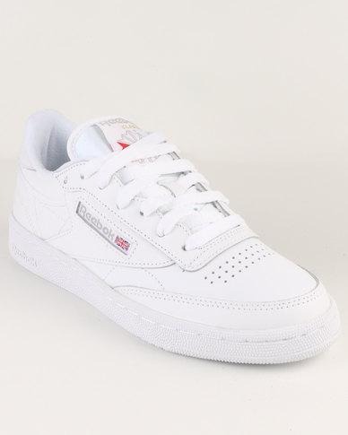 5172904075e Reebok Club C 85 White