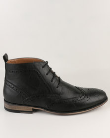 Madison Chad Shoe Black