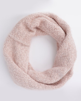 Women'secret Trycot Scarf Pink