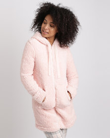 Women'secret Robe Pink