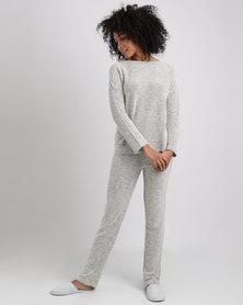 Women'secret Feminine Pajamas Stone