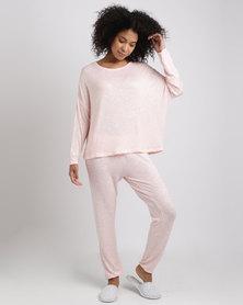 Women'secret Feminine Pajamas 3 Pink