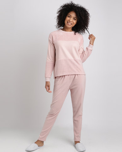Women'secret Feminine Pajamas Pink