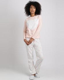 Women'secret Feminine Pyjamas Pink