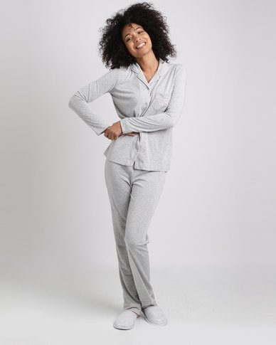 Women'secret Must Pyjamas Grey