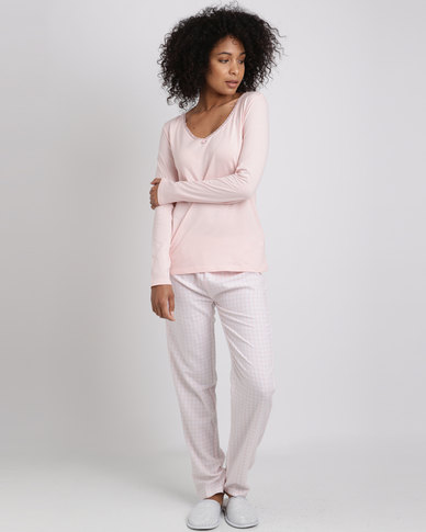 Women'secret Must Pyjamas Pink