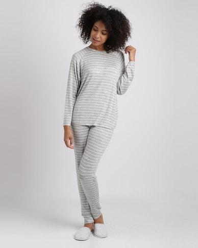 Women'secret Must Pyjamas Grey