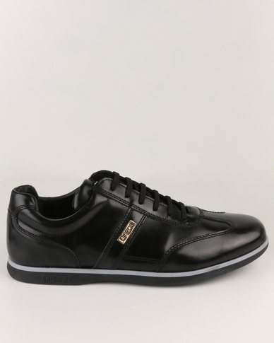Omega Low Cut Sneakers Black