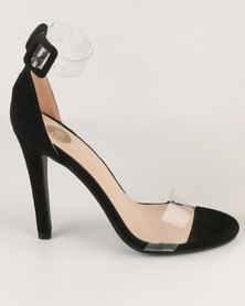 Footwork Gemma High Heel Sandal Black
