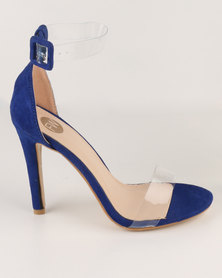 Footwork Gemma High Heel Sandal Cobalt Blue * Exclusive to Zando