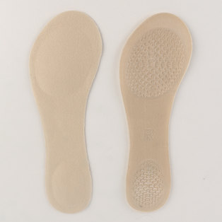 Enrorich Leather Insoles Natural