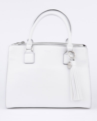 Steve Madden B Karolyn Bag White