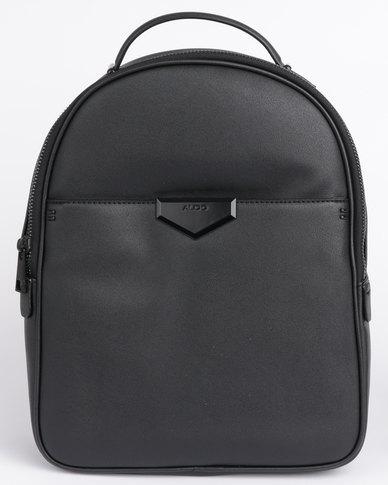Womens Hughson Backpack Black (Black Leather) Aldo 4ZHFF
