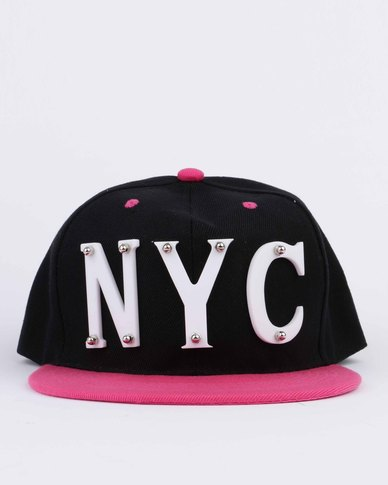 Utopia NYC Cap Black
