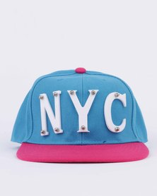 Utopia NYC Cap Blue