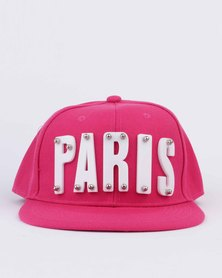 Utopia Paris Cap Pink
