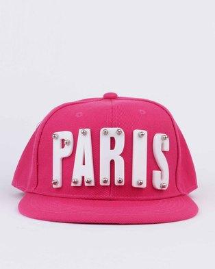 Utopia Paris Cap Pink