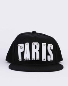 Utopia Paris Cap Black