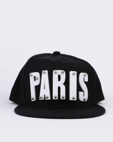 Utopia Paris Cap Black