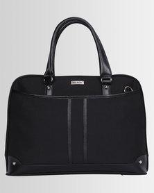 BLACK® Shoulder Sling Bag Black