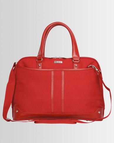 BLACK® Shoulder Sling Bag Plain Red