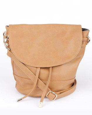 b7aadd7b67a Klines Bucket Bag Tan