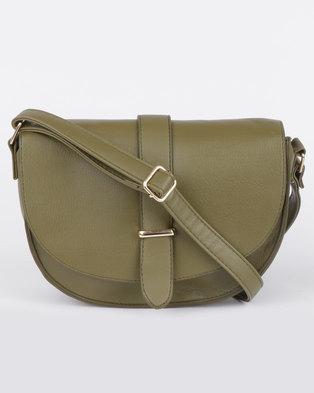 Klines Crossbody Bag Clutch Green