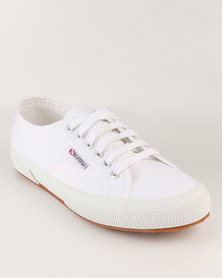 Superga Classic Canvas Sneakers White