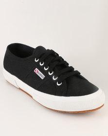 Superga Classic Canvas Sneakers Black
