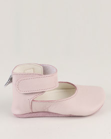 Shooshoos Chloe Pull On Pink