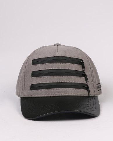 Klevas Zip Cap Black