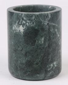 Linen House Marble Tumbler Green