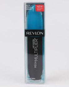 Revlon Mega Multiplier NWP Mascara Launch Blackest Black