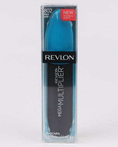 Revlon Mega Multiplier Mascara Black