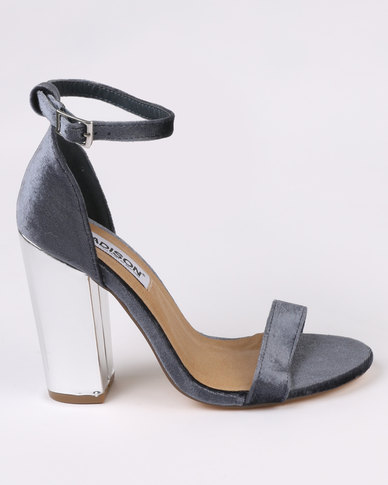 Madison Lisbon Sandals Grey