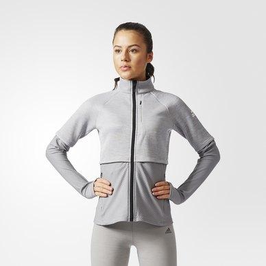 Performance Melange Track Jacket